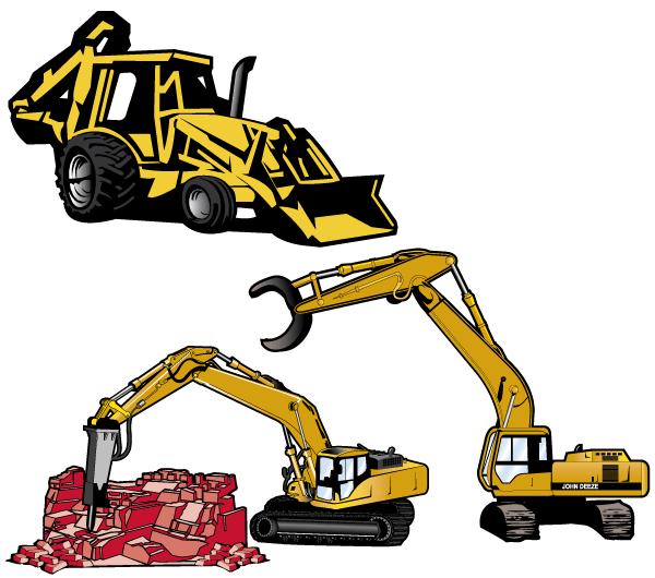 600x530 23 Tractor Trailer Clip Art Vectors Download Free Vector Art