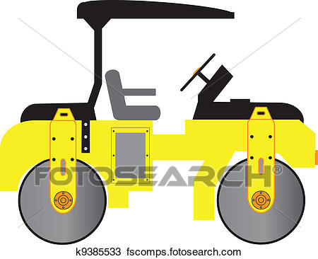 450x366 Road Roller Clip Art Illustrations. 1,053 Road Roller Clipart Eps