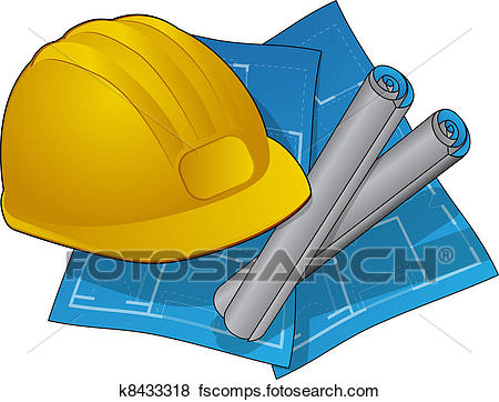 450x362 Clip Art Of Home Construction Icon K8433318