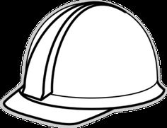 236x181 Hat Outline Clip Art