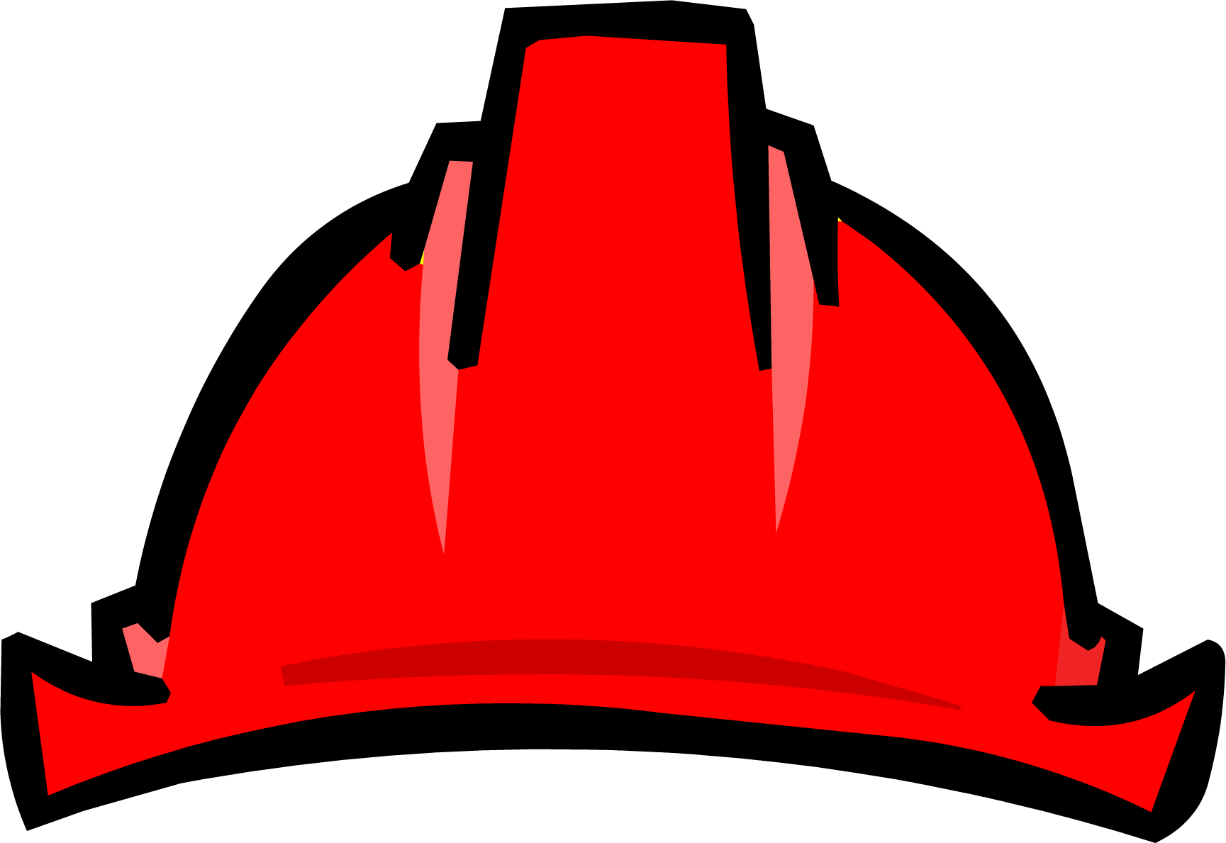 1729x1189 Red Hard Hat Club Penguin Wiki Fandom Powered By Wikia