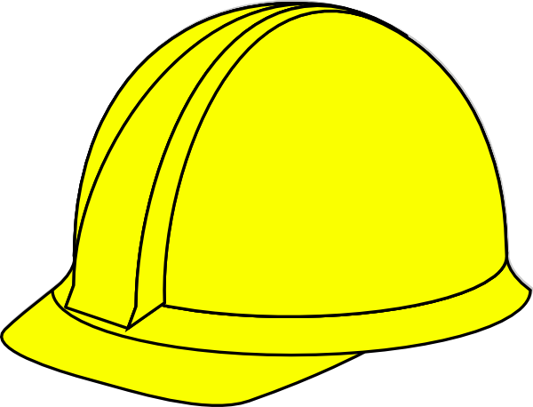 600x458 Yellow Hat Clipart