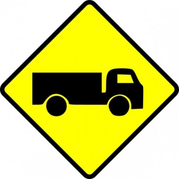 625x626 Clipart Construction Sign
