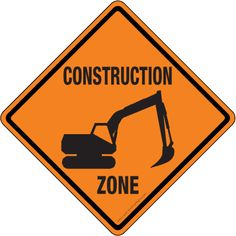 236x236 Fanastic Free Printable Road, Parking And Construction Signs Plus