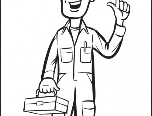 Construction Tools Coloring Pages Free Download Best