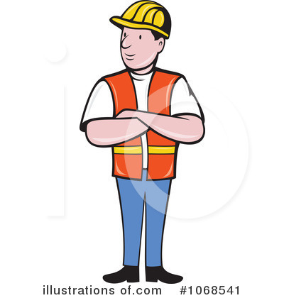 400x420 Construction Worker Clipart
