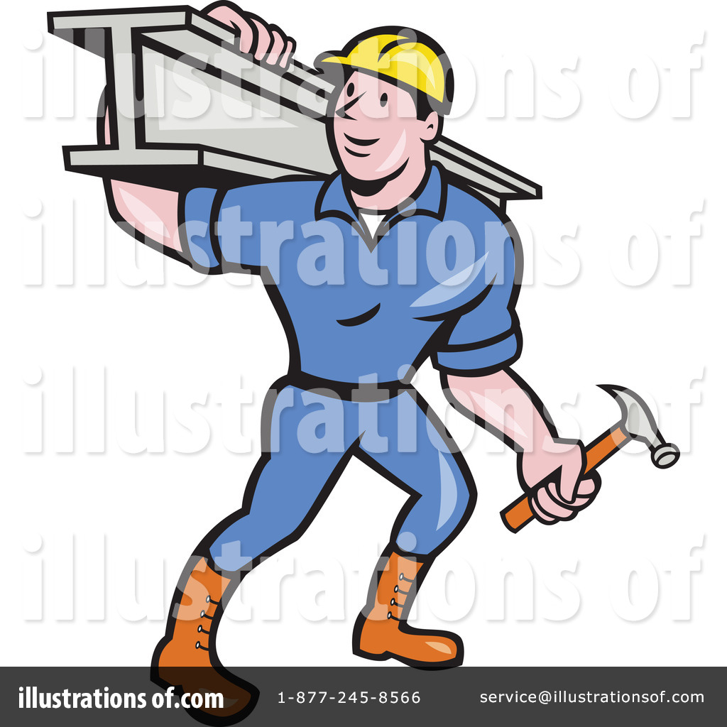 1024x1024 Construction Worker Clipart