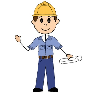 300x300 Free Construction Worker Clipart Image 0515 0911 0722 3522
