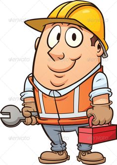 236x332 Construction Worker Cartoon Clipart Free