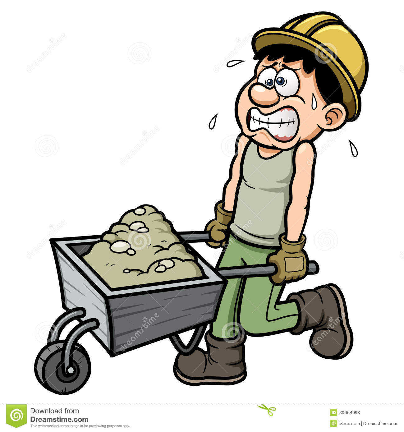 1300x1390 Tree Workers Cartoon And Clipart