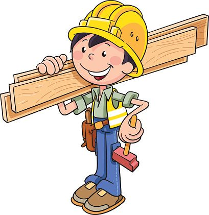 Contractor Clipart