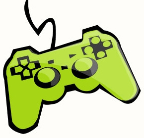 290x279 Video Game Clipart Game Control