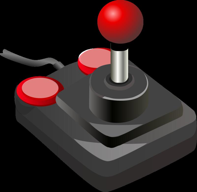 801x780 Free Joystick Clip Art