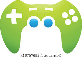 272x194 Game Controller Icon Clipart Vector Graphics. 6,839 Game