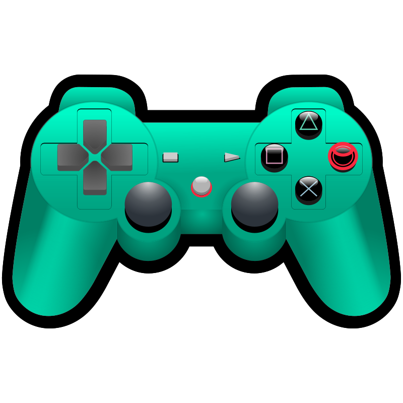 800x800 Video Game Controller Clip Art Many Interesting Cliparts