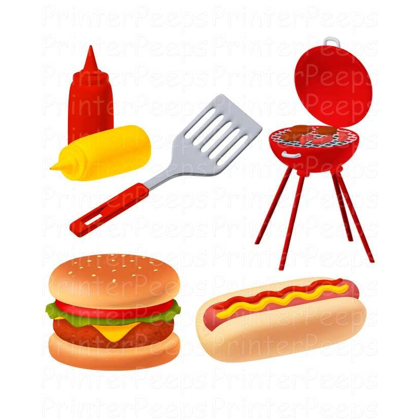 828x828 Cookout Clip Art Bbq Clipart Free Download On Cookout Clip Art