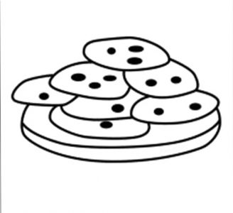 328x300 Coloring Pages Nice Cookie Page Shopkins