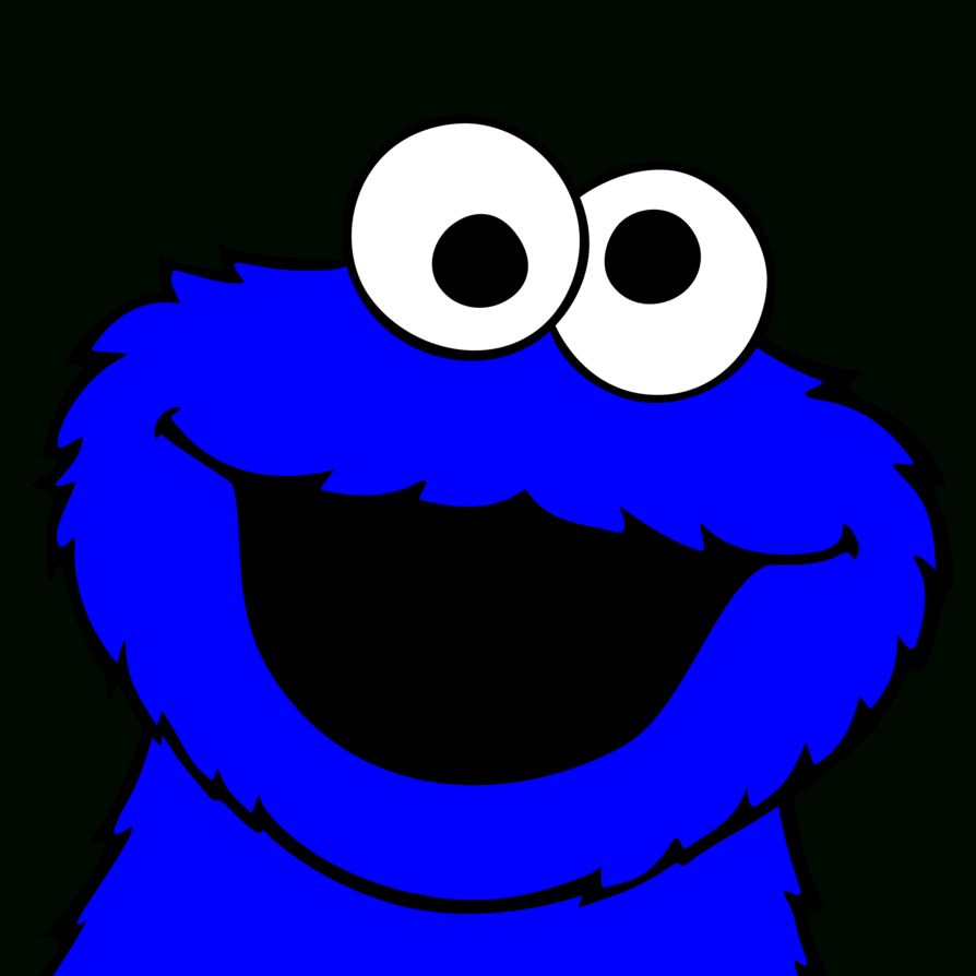 894x894 Baby Cookie Monster Drawing Cookie Monster Clipart Cookie Monster
