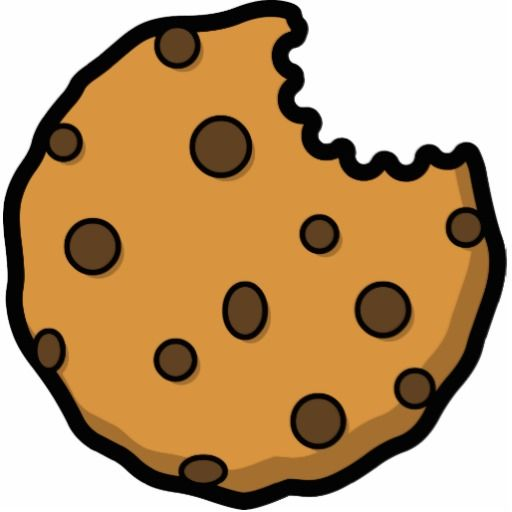 512x512 Clipart Cookie Monster Cookie