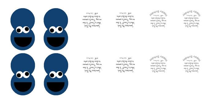 Cookie Monster Printables Free Download Best Cookie Monster