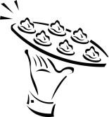 155x165 Hors D'Oeuvres Clip Art Appetizer Clip Art Bakery