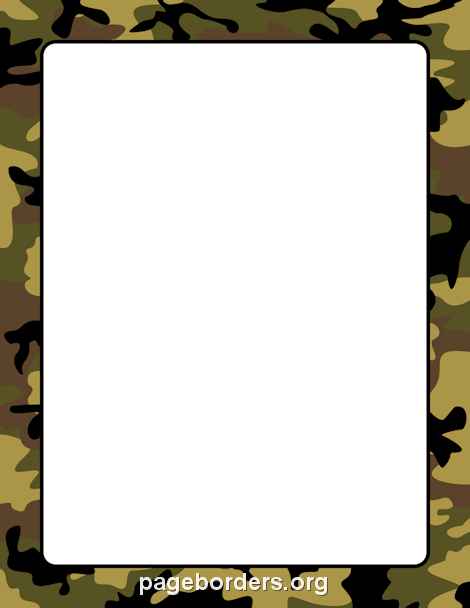 470x608 Free Page Borders