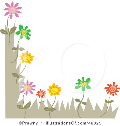 400x420 Girl Scout Borders Clipart