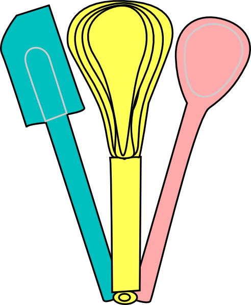 Cooking Clipart Border