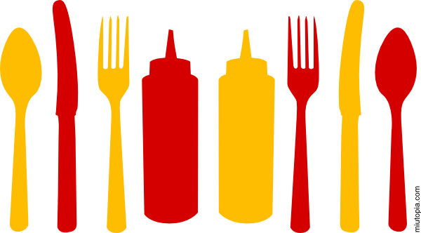 600x332 Free Cooking Utensils Clipart Image
