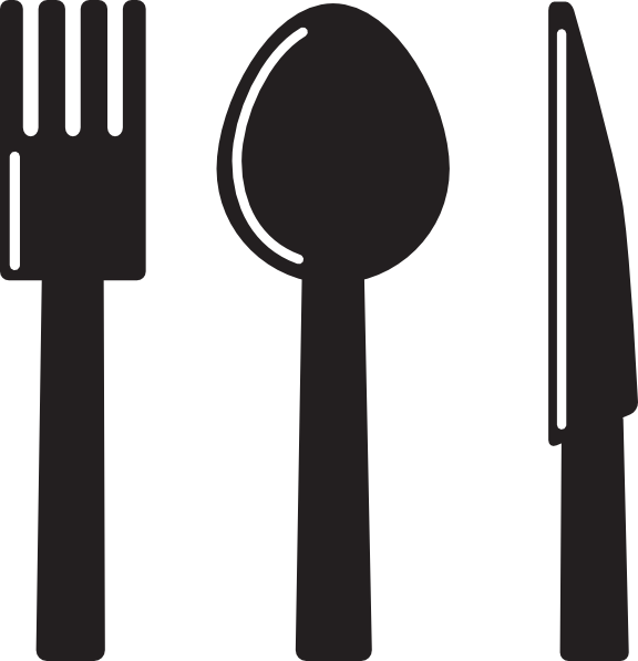 576x597 Free Cooking Utensils Clipart Image