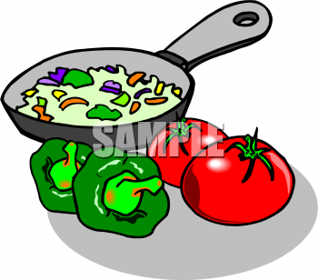 350x308 Vegetable Clipart Cooked Vegetable