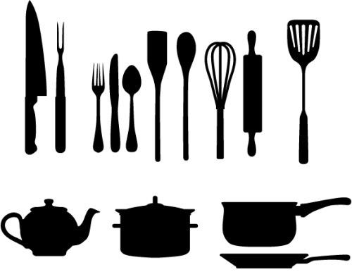 Cooking Utensils Clipart Free Download Best Cooking Utensils