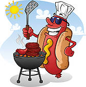 168x170 Cookout Clip Art Royalty Free. 969 Cookout Clipart Vector Eps