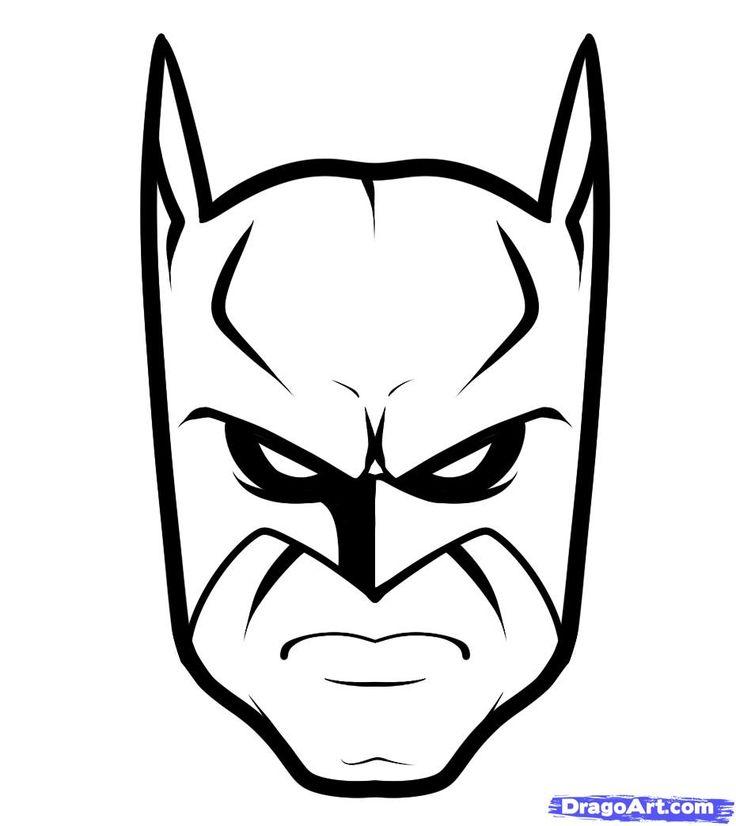 736x826 Best How To Draw Batman Ideas Batman Book, How