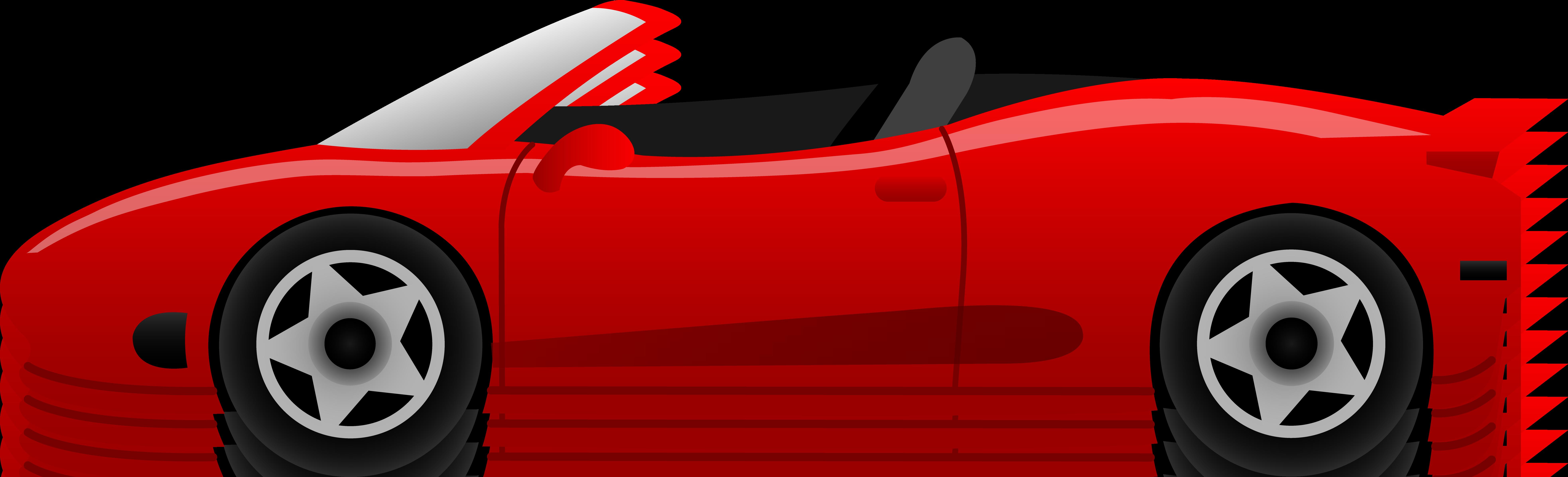7863x2391 Cool Clipart Sports Car