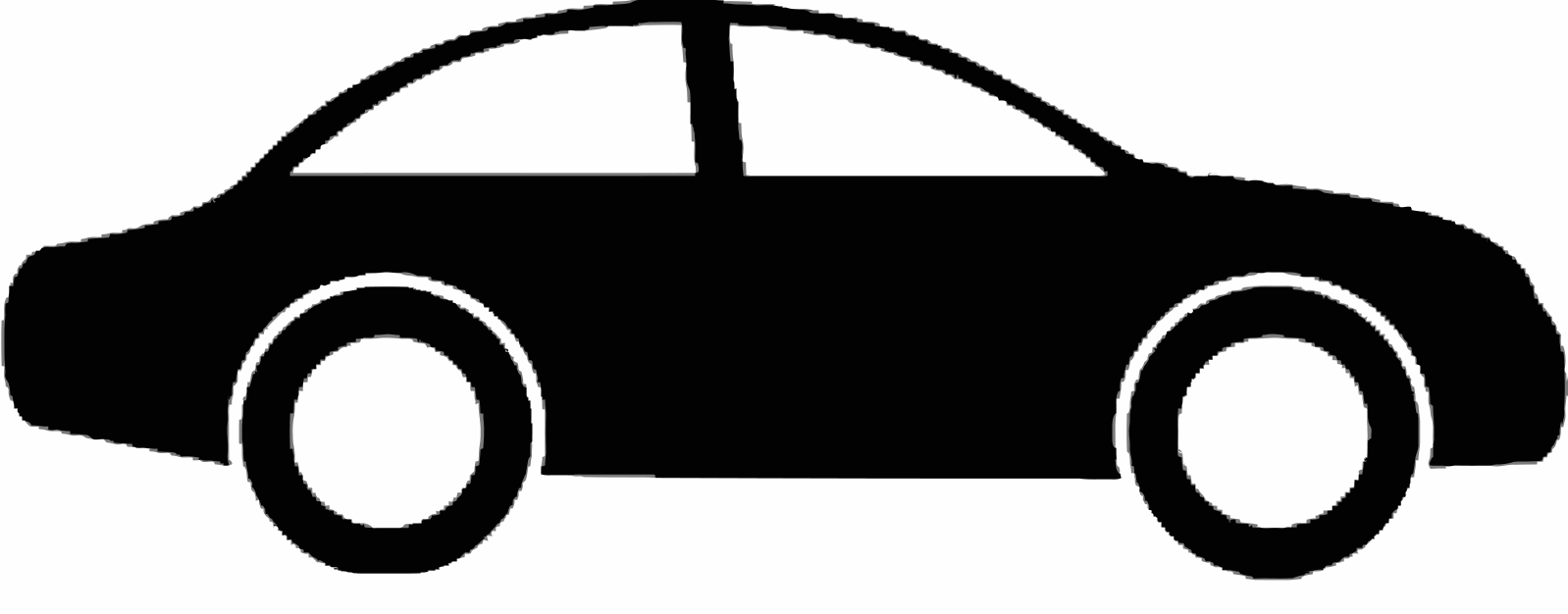 1598x626 Car Black And White Clip Art Images Free Download