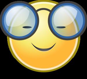 300x273 Face Glasses Clip Art