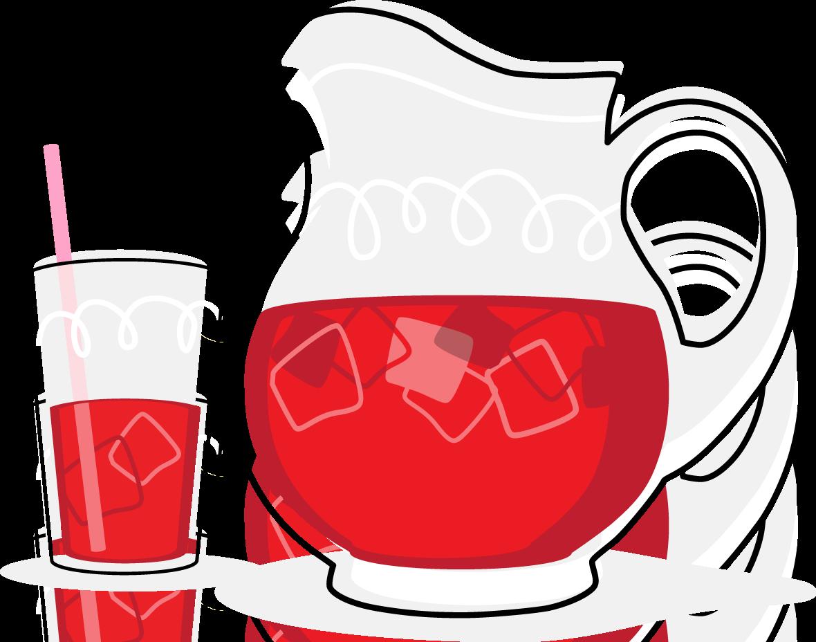 1180x928 Glass Clipart Iced Tea