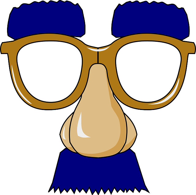 640x635 Glasses Clipart Wacky