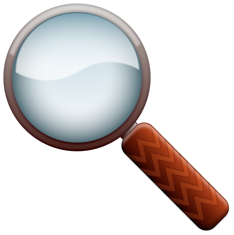 797x800 Magnifying Glass Clip Art Clipart Free Clipart Microsoft Clipart