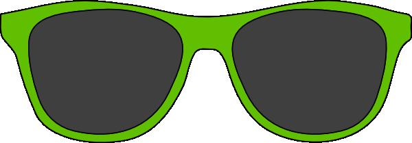 600x209 Sunglasses Clipart Cartoon