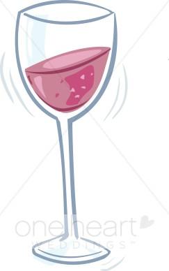 243x388 Wine Glass Clipart