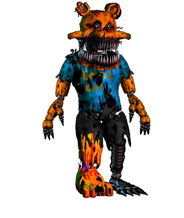 598x707 Nightmare Cool Cat By Fredboi