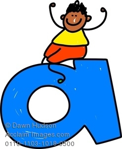247x300 Cool Letter A Clipart