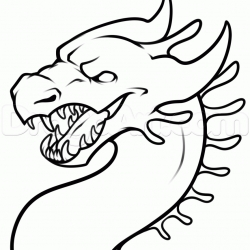 250x250 Catchy Easy Todraw Dragons Easy Drawings Along With A Flying