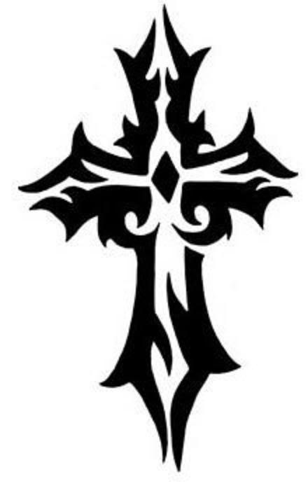 440x694 Cross Tattoo Designs Cross Tattoo Designs, Tattoo Designs And Tattoo