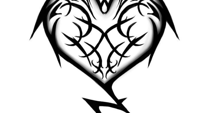 728x393 Cool Tribal Designs To Draw How To Draw Tribal Cobra Art, Stepstep
