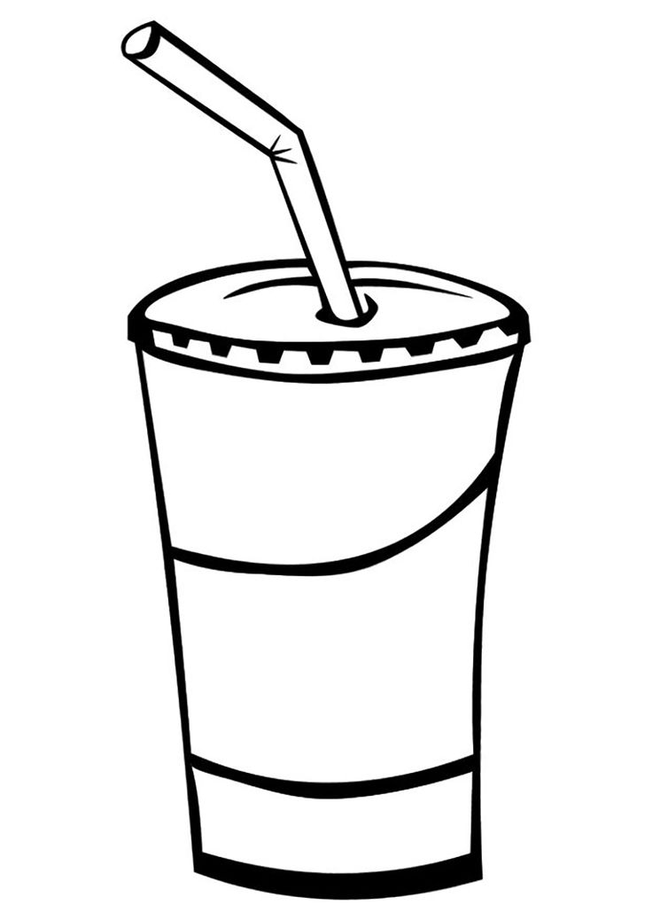 736x1038 Drink Clipart Cool Drink