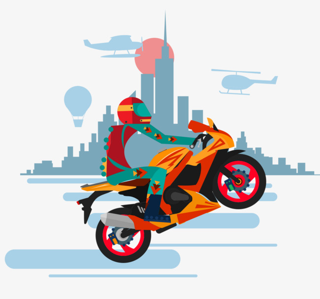 650x608 Cool Motorcycle, Motorcycle, Design, Vector Png And Vector