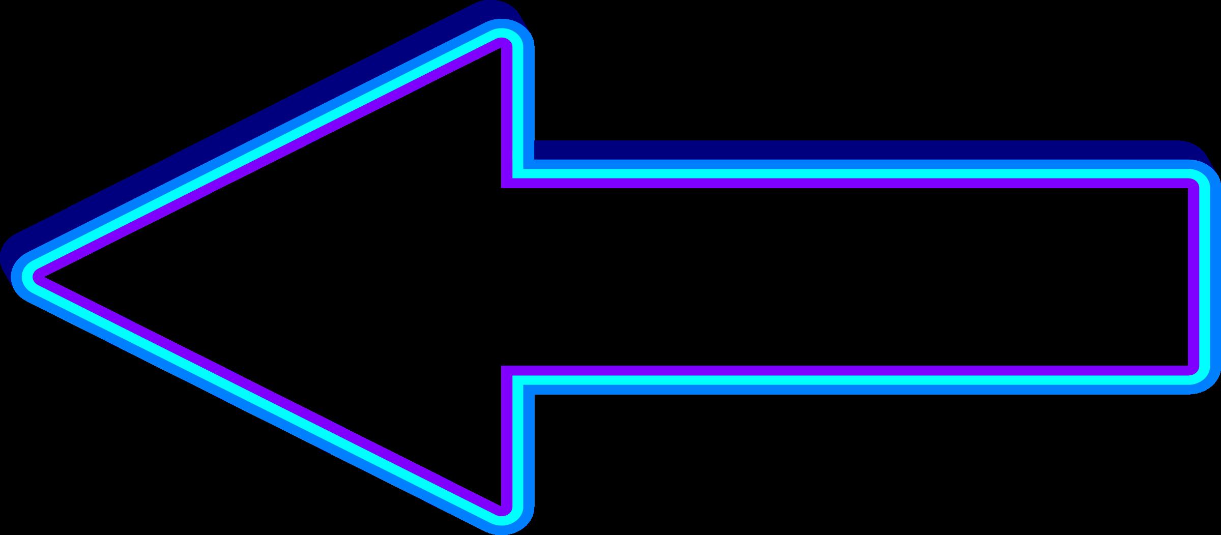 2400x1052 Cool Clipart Arrow